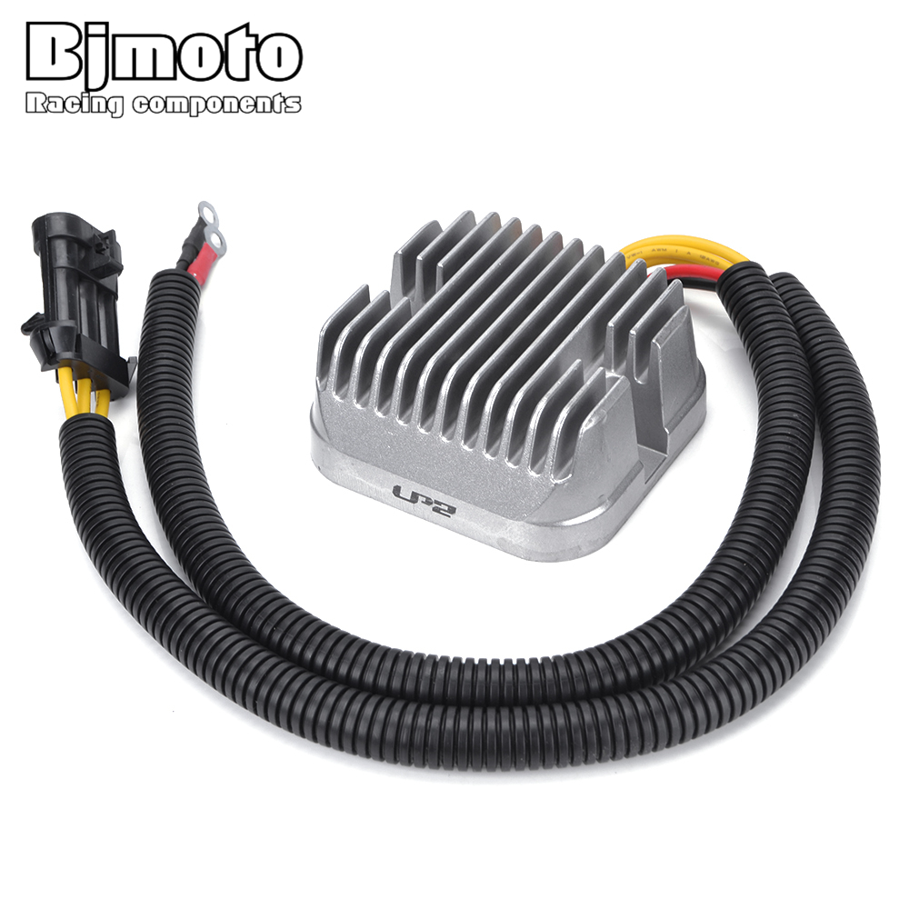 BJMOTO Motorcycle Regulator Rectifier For Polaris ACE 325 EFI L/C 2016 Sportsman 570 ACE 2015 2016 RZR 900 XP INTL 2012
