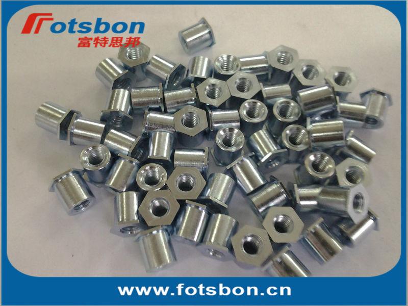 SOS-M5-14, сквозные отверстия резьбовой штифт, нержавеющая сталь, природа, Пэм стандартных, сделано в Китае