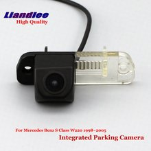 Liandlee Car Rearview Reverse Camera For Mercedes Benz S Class W220 1998~2005 Rear View Backup Parking / Integrated HD