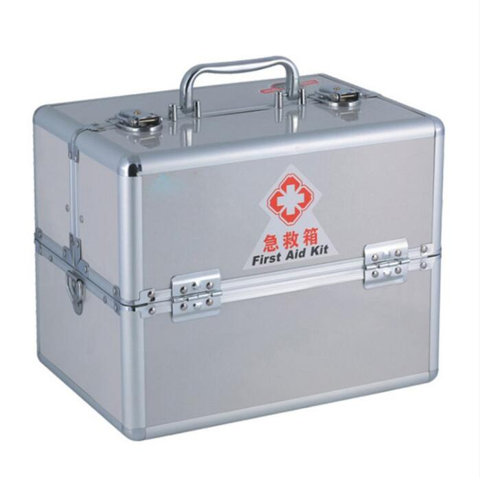 Comprehensive first aid kit, emergency kit, emergency care appliance