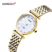 Style Simple en acier inoxydable de mode montre à quartz femmes casual montre femme strass de luxe marque montres en or robe horloge
