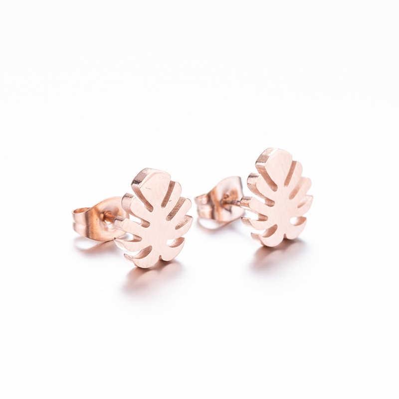 Hfarich Colorful Simple Mini Popular Turtle Back Earrings Elegant Charming Sweet  Ear For Women Girls Female Jewelry Party Gifts