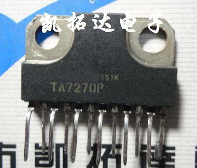 1PCS TA7270P TA7270  ZIP  Integrated Circuit