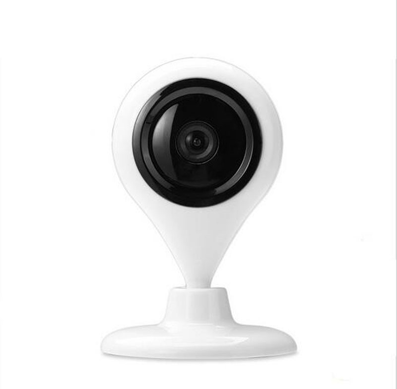 IP WiFi Camera Two way Security Camera audio self defense CCTV 720P HD Vision Night IP Camera With WiFi Wireless TF Card Storage