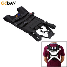 1pcs OCDAY Shoulder Backpack Chest Bag For DJI Phantom 2 3 4 Vision Quadcoptrer