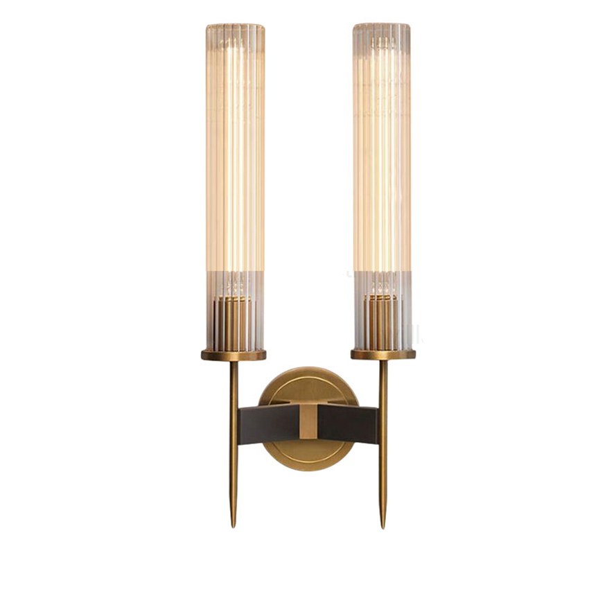 Wall Lamps Lamps & Shades Post-modern All Cooper Wall Lamp Antler Style Wall Sconce Living Room Restaurant Aisle Study Staircase Bedroom Led Wall Lighting