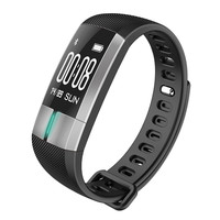 Men Smart Watches For IOS Android Call Reminder Heart Rate Sleep Monitor Bracelet USB Charging Pedometer