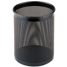 Metal mesh square black pen holder,Office Supplies Pen Cup,Creative Pencil Holder,Storage Cup holder