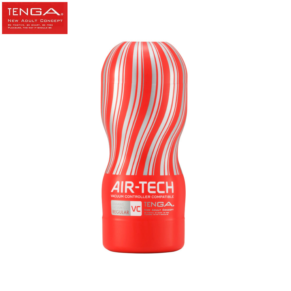 TENGA Reusable Vacuum CUP VC - Regular Male Masturbator Cup Sex Toys For Men Artificial Vagina Sex Products auto handfree retractable piston pricky male masturbation cup for men penis massage aircraft cup passion cup adult sex products
