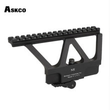 Askco Quick Detach AK Gun Rail Scope Mount Base Picatinny Side Rail Mounting For AK 47 AK 74 Black Tan Hot Selling(China)