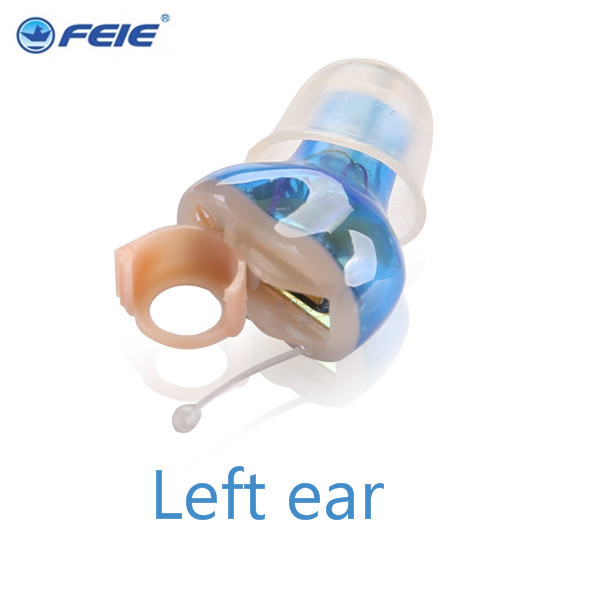 6 channels Hearing Aid Digital Noise Reduction Audiophones Mighty in Power Elderly Care Products s-16a free Shipping