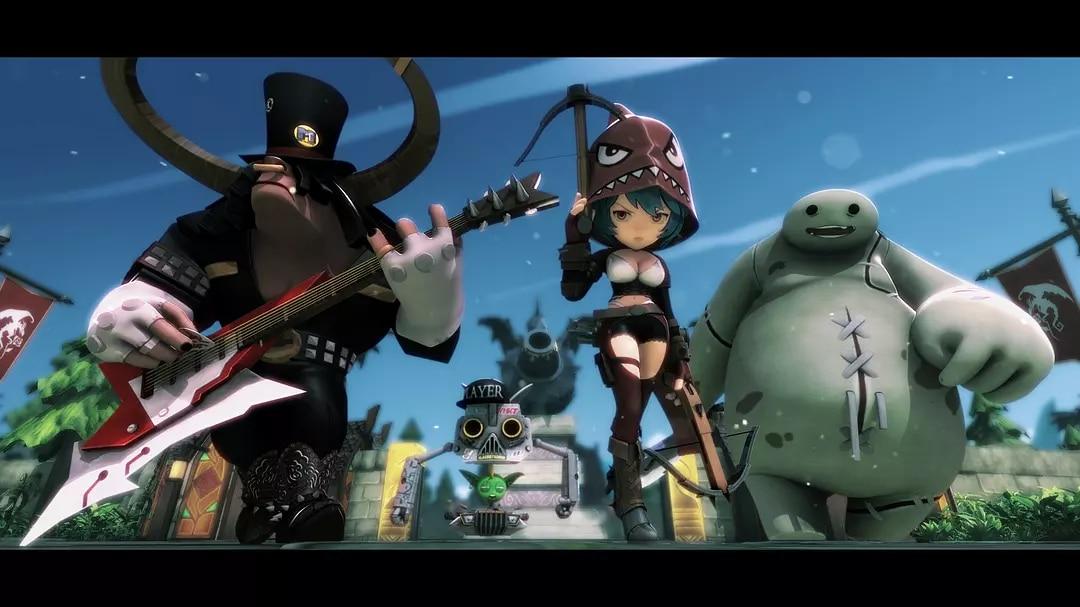 《凸变英雄LEAF》集恶搞、热血、治愈、擦边球和SaMa于一身的国产动画佳作