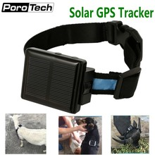 5pcs lot smallest mini solar powered gps tracker for Pets sheep cow Cattle animal with sos