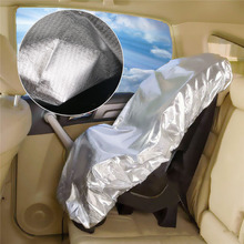 QILEJVS 1Pc Children Kids Car Safety Seats Sun Shade Sunshade UV Rays Cover Reflector  hot