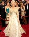 Золото кружева иллюзия лиф-line мать невесты платья с половиной рукава 2016 бретелек матери свадебная ну вечеринку вечерние платья