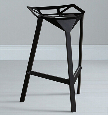 Free Shipping Black Magis Stool One
