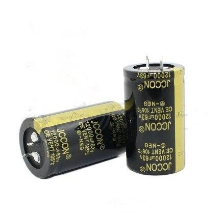 63V 12000UF 12000UF 63V Electrolytic Capacitors Size 30X50 best quality