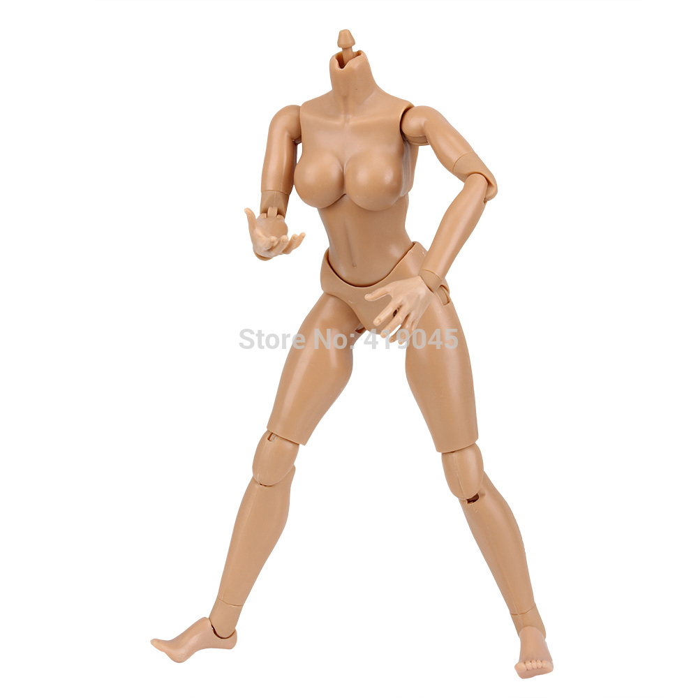 Play toy female body