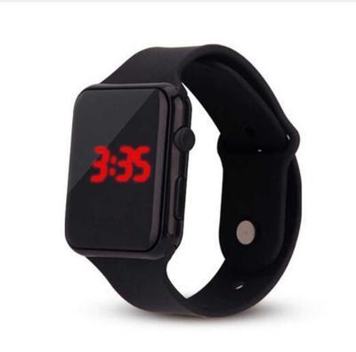 New Brand Silicone Sports LED Digital Quartz Watch Men Women Fashion Wristwatches Clock Relogio Masculino Feminino