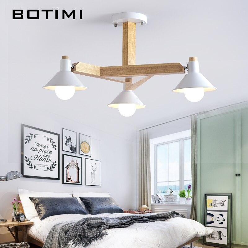 BOTIMI Designer LED Ceiling Lights For Living Room Modern Ceiling ...