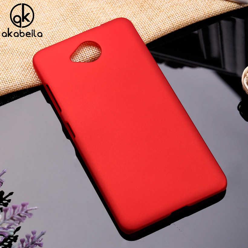 Akabeila масла покрытием Чехлы для Nokia Lumia 650 n650 640 N640 430 N430 625 N625 625 H 550 N550 верхняя часть сумки-футляра