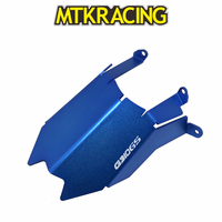 MTKRACING Motorcycle NEW Accessories CNC Rear Wheel Fender Mud Splash Guard For BMW G310 GS G 310GS 2017 2018 2019
