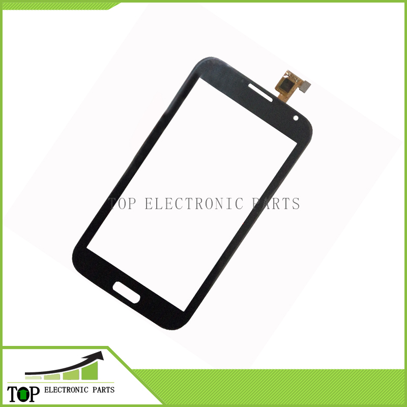 6011-v1.0 5.7 inch touch screen touch panel digitizer for China clone 5.7 inch MTK android phone note4 N9200,black color