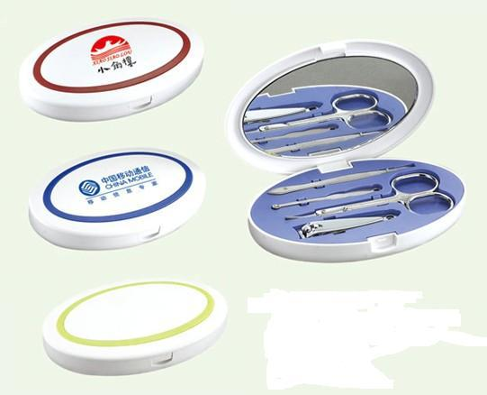 Customized Beauty Series Gifts With4 Pcs Sets ,Nail Tools,Nail Clipper Item BP138 Could With Your Logo
