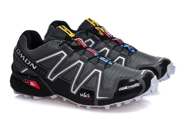 nouveau concept 64c57 0691a Salomon Speed Cross 3 CS Men's Outdoor shoes climbing Hiking ...