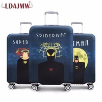 LDAJMW Hot Luggage Protective Cover Trolley Suitcase Elastic Dust Cover Travel Accessories Supplies For 18 To