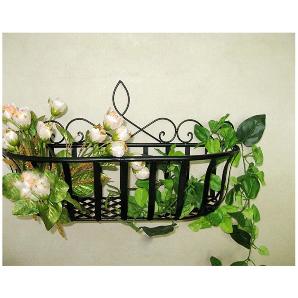 Bathroom wall hanging - Home Decorated Iron Rack Hanging Bathroom Living Room Grocery Wall Rack Decorations Wall Plants And Flower