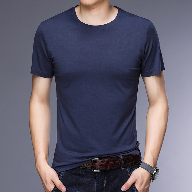 2019 New Summer Men's Short Sleeve Polo Shirts Fashion Casual High Quality Men's Polos S-6XL 5