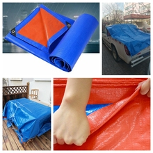 Sunshade Awning Cover Pet-House-Protection Tarpaulin Plant Rainproof Cloth Courtyard
