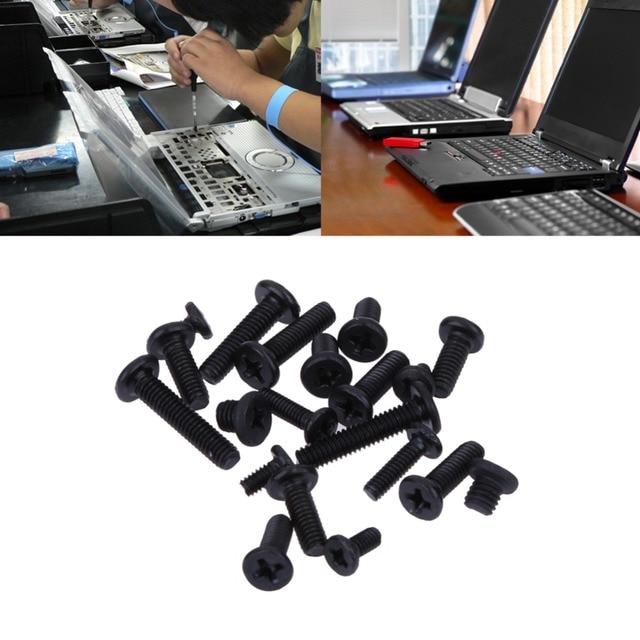 300 יח'\סט ברגי מחשב נייד סט מחשב DIY להרכיב תיקון בורג אטב סט עבור IBM HP TOSHIBA SONY DELL סמסונג Drop חינם