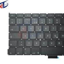 """Ноутбук Suisse Швейцария клавиатура для Macbook Pro retina 1"""" A1502 Швейцарский CH клавиатуры 2013 год"""