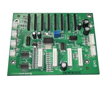 Printer Printhead Board for Infiniti/Challenger FY-8250B printer auto cleaning panel board for infiniti challenger
