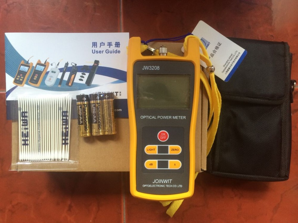 Jointwit Optical Power Meter1