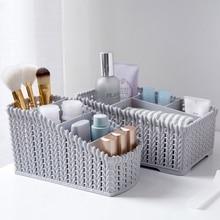 Собачка макияж коробка макияж Настольный пульт дистанционного управления канцелярский ящик для хранения