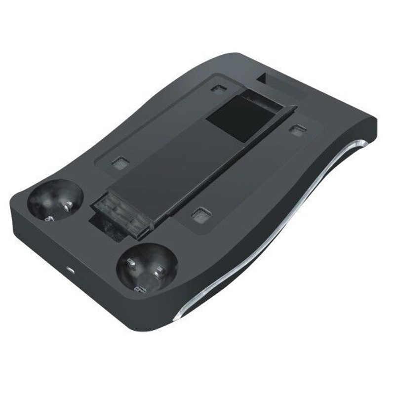 4in1 PSVR хранения Подставка для PS4 Очки виртуальной реальности VR PS Очки виртуальной реальности VR гарнитура CUH-ZVR2 2th поколения + зарядная станция Дисплей Колыбель для перемещения витрина PS