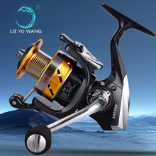 2017 New Fishing wheel Spinning Fishing Reel 13+1BB Gear Ratio 5.5:1 Saltwater Reel baitcasting reel Winter fishing reel