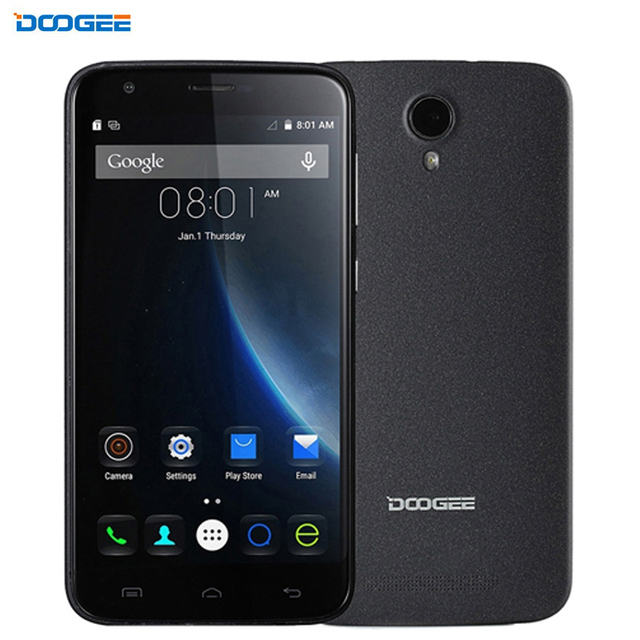 DOOGEE Valencia 2 Y100 Plus 16GB/2GB 5.5 inch OGS Lamination Screen Android 5.1 MT6735 Quad Core 1.0GHz Network 4G Cell Phones