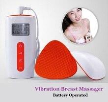 Wireless quiet breast massager vibration breast enhancer machine