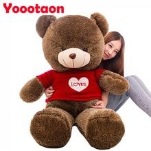 60 см Kawaii Teddy bear детские плюшевые игрушки Высокого Качества детские игрушки фаршированные куклы для детей и бесплатной доставкой