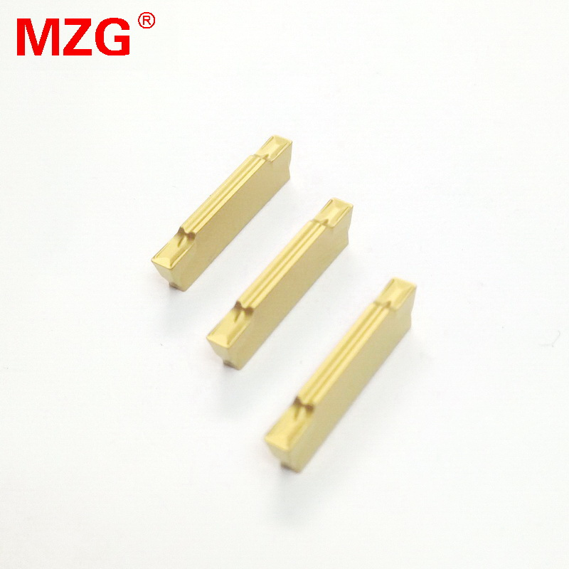 MZG MGMN400-M ZC2502 CNC Lathe Turning Machining Tools Steel Shallow Grooving Toolholders Indexable Cement Carbide InsertsMZG MGMN400-M ZC2502 CNC Lathe Turning Machining Tools Steel Shallow Grooving Toolholders Indexable Cement Carbide Inserts