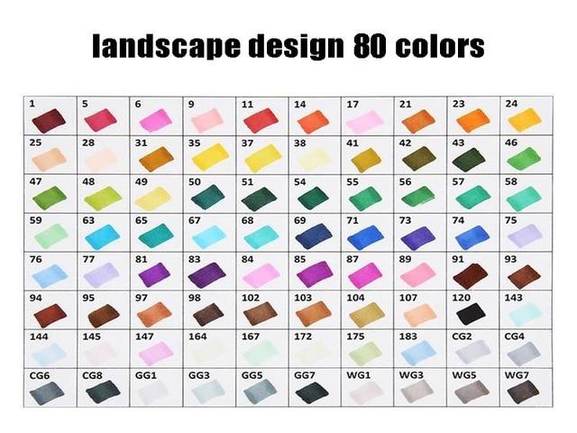 80 Landscape design