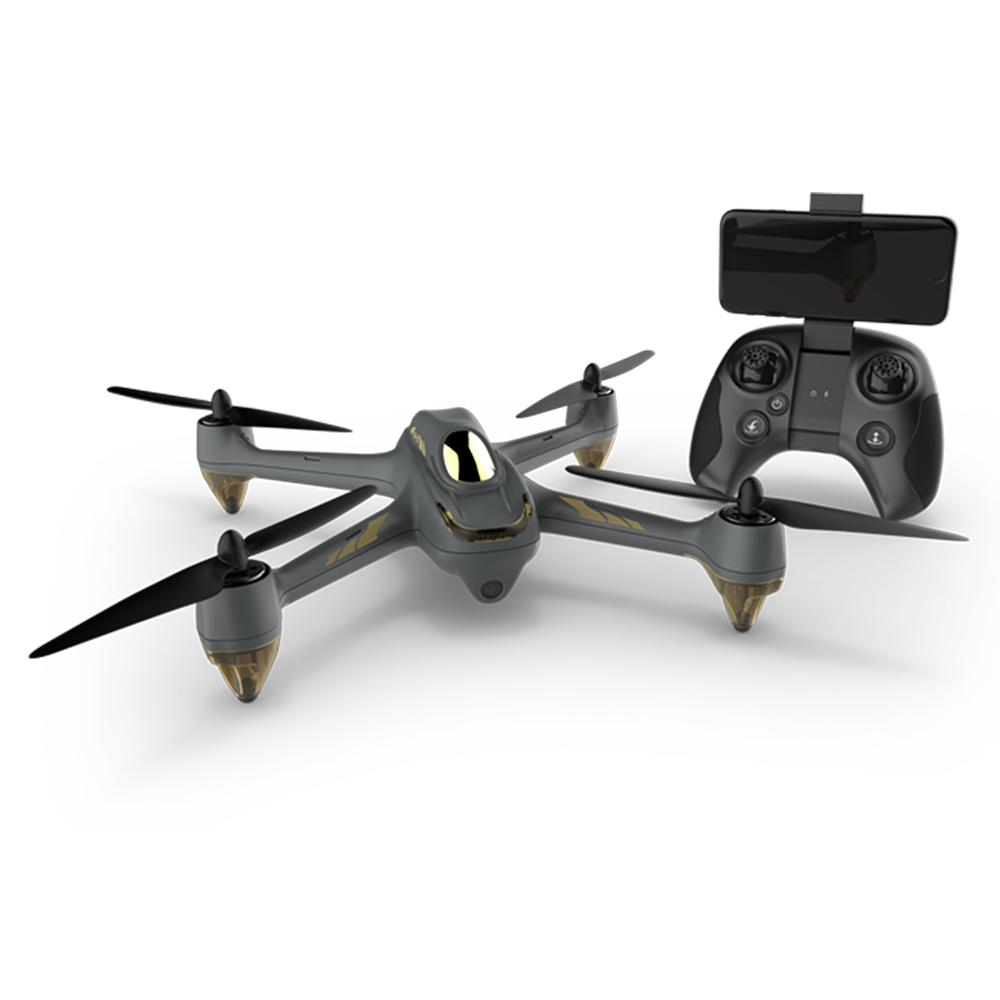 In Stock Hubsan H501M RC Helicopter X4 WIFI FPV Brushless Drone with GPS Waypoints Follow Me Mode RC Quadcopter RTF with Remote follow me mode quadcopter helicopter rc drones wifi fpv 1mp camera drone dron waypoints gps brushed remote control helicopter