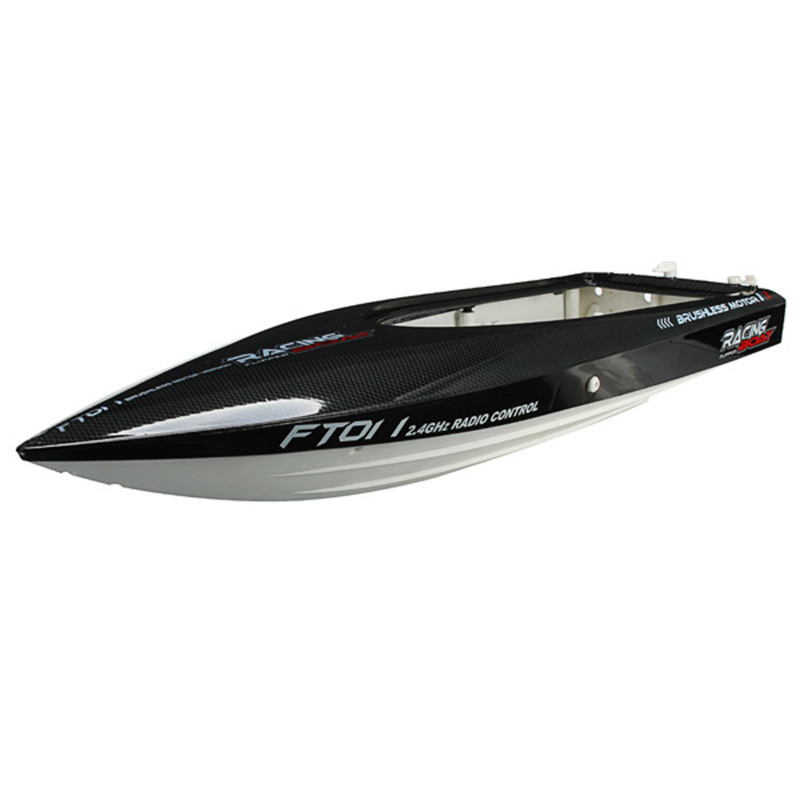 Feilun FT011-1 Boat Hull Body Shell RC Boat Part цена