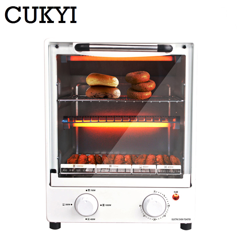 CUKYI vertical Electrical appliances commercial household multifunctional oven chicken furnace pizza toaster oven kitchen