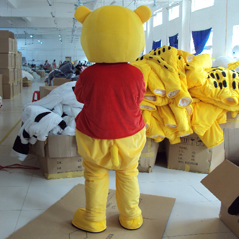 Bear mascot costume cosplay for adult fancy cotume in Mascot from Novelty Special Use