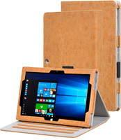 Multiple Angle Folding PU Leather Folio Stand Protective Pouch Bag Book Case For Jumper EZpad 5SE